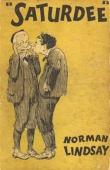 Saturdee - Norman Lindsay Book